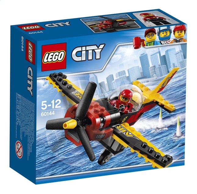 Afbeelding van LEGO City 60144 Racevliegtuig from ColliShop
