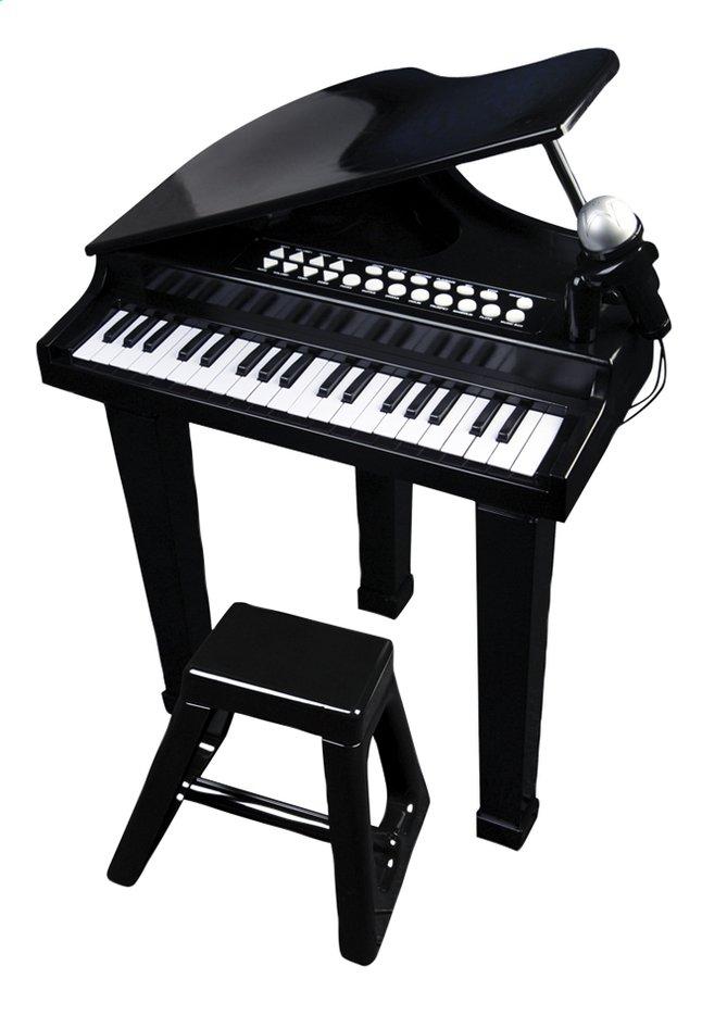 Image pour Piano avec siège et micro à partir de ColliShop