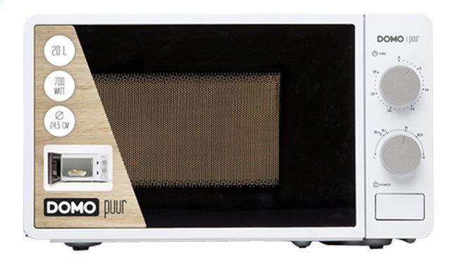 Image pour Domo Micro-ondes Puur DO2327 blanc à partir de ColliShop