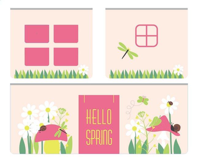 Afbeelding van Speelgordijn Hello Spring Pino halfhoogslaper from ColliShop