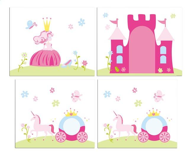 Afbeelding van Speelgordijn Princess Pino halfhoogslaper from ColliShop