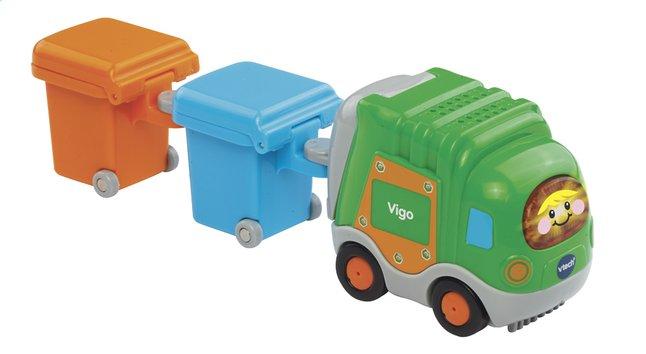 Afbeelding van VTech Toet Toet Auto's Vigo vuilniswagen from ColliShop