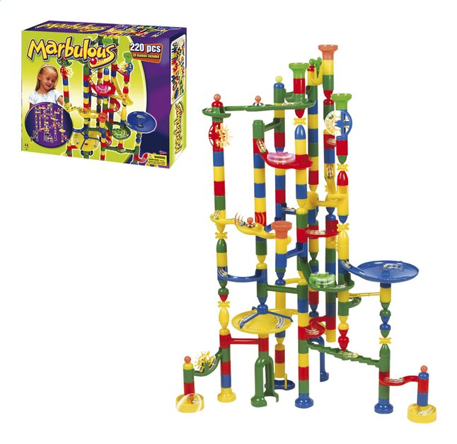Afbeelding van Marbulous knikkerbaan Marble Run from ColliShop