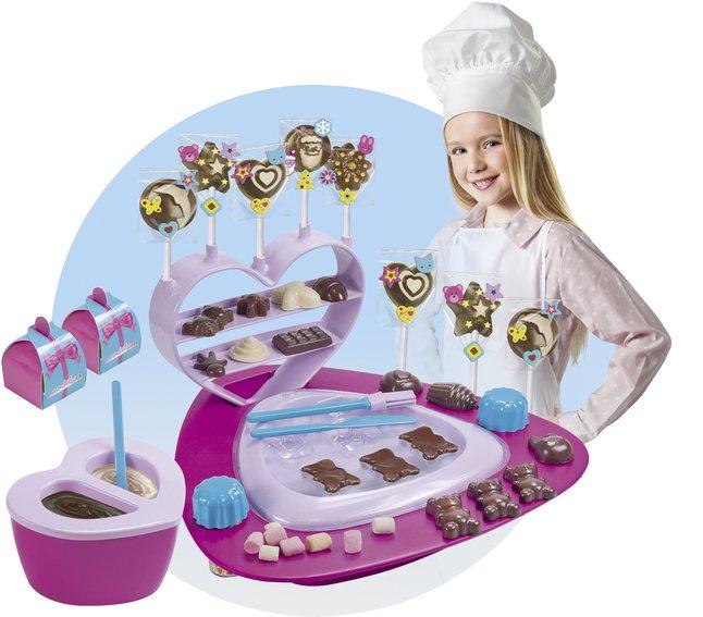 Image pour Lansay Mini délices Atelier Chocolat 3 en 1 à partir de ColliShop