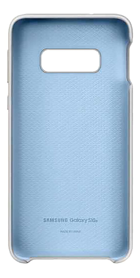 Afbeelding van Samsung Silicone Cover voor Galaxy S10e white from ColliShop