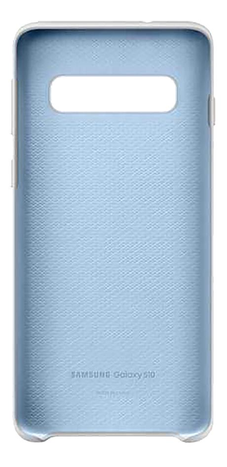 Image pour Samsung coque Silicone Cover pour Galaxy S10 blanc à partir de ColliShop