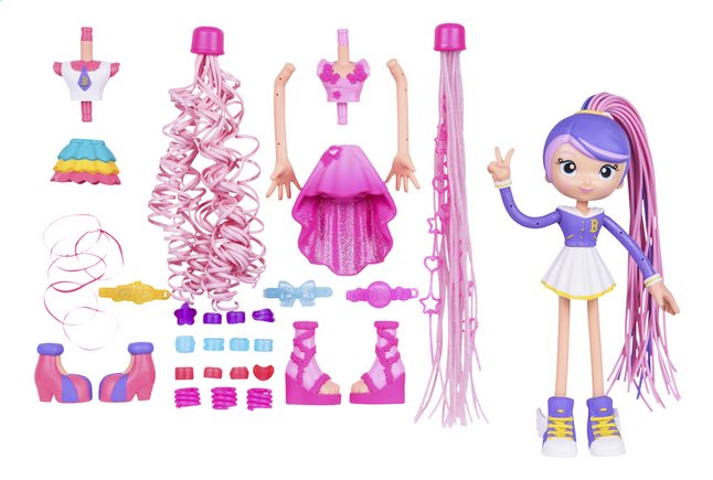 Image pour Betty Spaghetty set de jeu Deluxe School Fashion Betty à partir de ColliShop