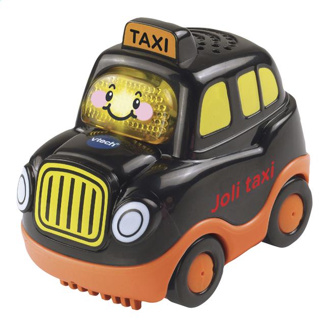 Afbeelding van VTech Tut Tut Bolides Charly joli taxi FR from ColliShop