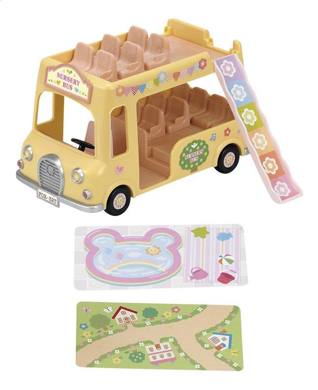 Image pour Sylvanian Families 5275 - Bus crèche à 2 étages à partir de ColliShop