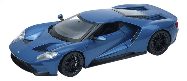 Welly auto Ford GT blauw