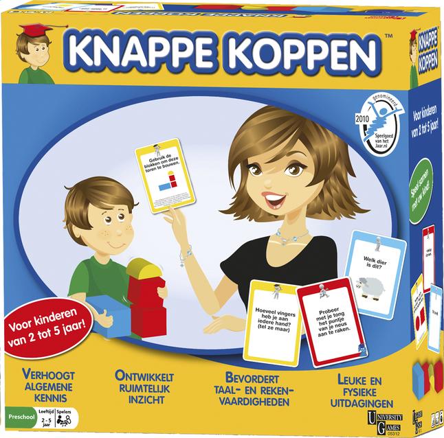 Afbeelding van Knappe Koppen from ColliShop