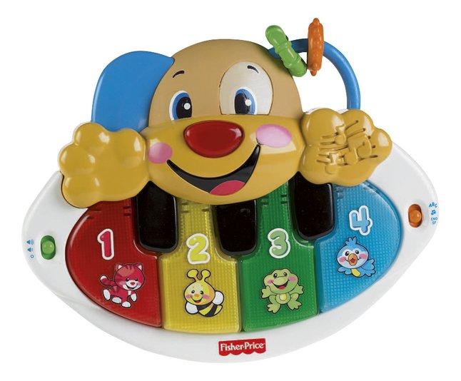 Image pour Fisher-Price Piano Love 'n Learn Puppy à partir de ColliShop