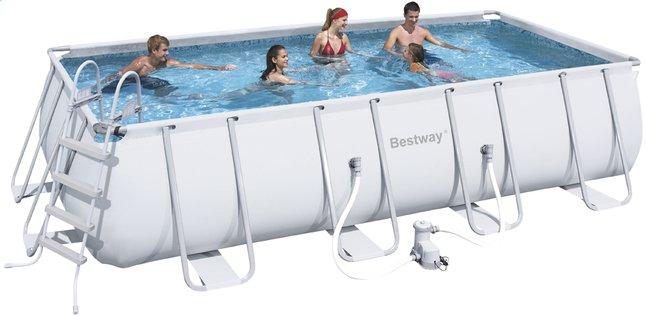 Afbeelding van Bestway zwembad Steel Pro Frame L 5,49 x B 2,74 m from ColliShop