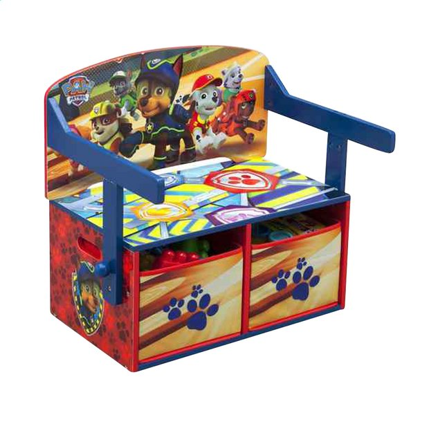 Afbeelding van 3-in-1-bankje PAW Patrol from ColliShop