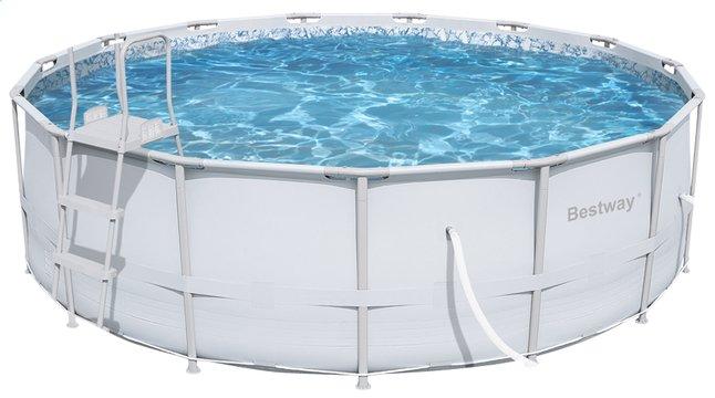 Image pour Bestway piscine Steel Pro Frame diamètre 4,57 m à partir de ColliShop