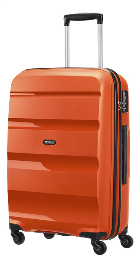 Image pour American Tourister Valise rigide Bon Air Spinner flame orange 66 cm à partir de ColliShop