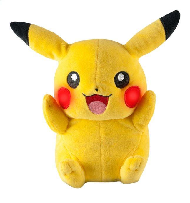 Afbeelding van Tomy knuffel Pokémon My Friends Pikachu 30 cm from ColliShop