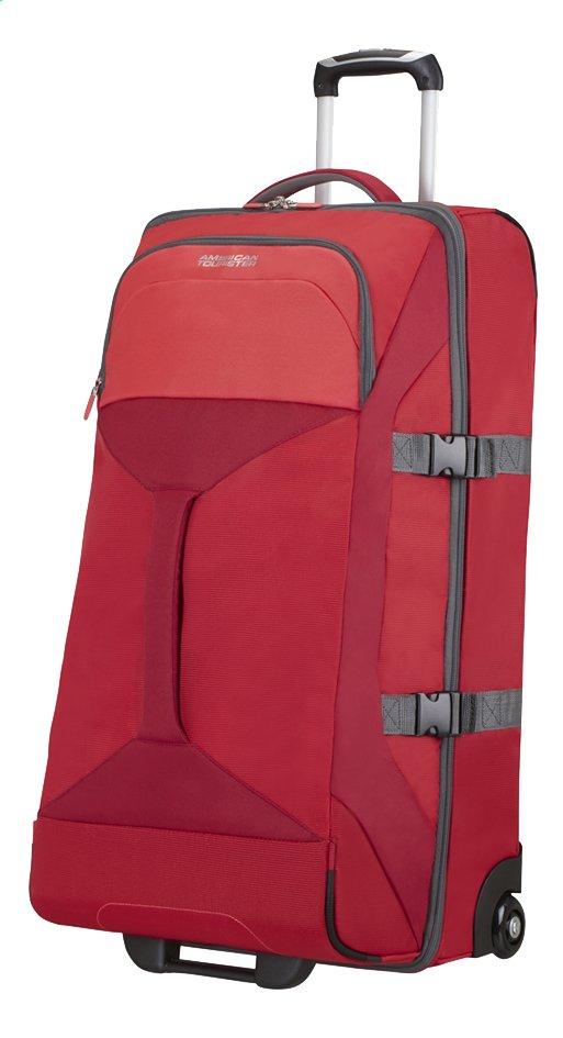 Image pour American Tourister Sac de voyage à roulettes Road Guest Upright solid red à partir de ColliShop