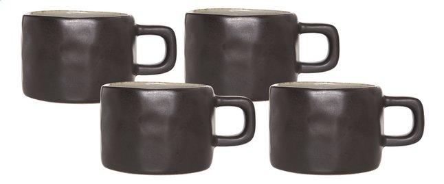 Image pour Cosy & Trendy 4 tasses à café Laguna blue grey 23 cl à partir de ColliShop