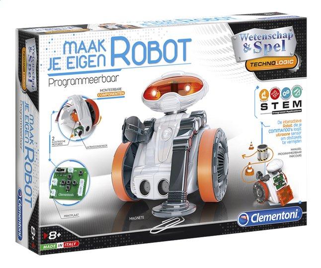 Afbeelding van Clementoni Wetenschap & Spel Maak je eigen robot from ColliShop