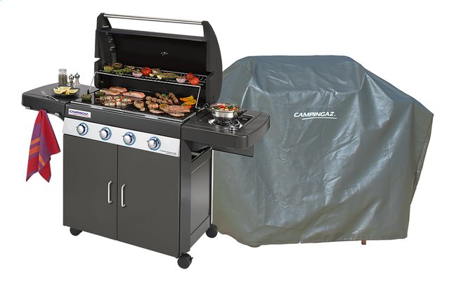 Afbeelding van Campingaz Gasbarbecue 4 Series Classic EXS + hoes from ColliShop