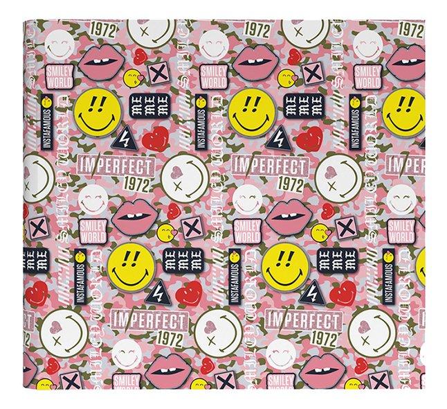 Afbeelding van Kaftpapier Smiley Girls from ColliShop
