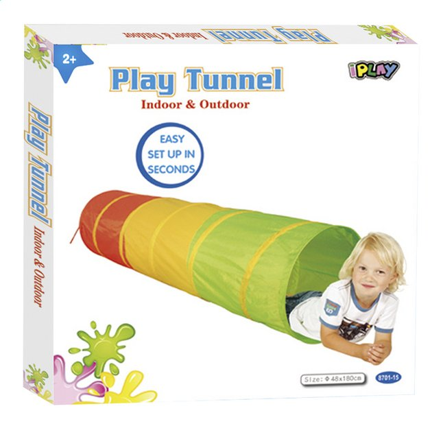 Image pour iPLAY tunnel de jeu à partir de ColliShop