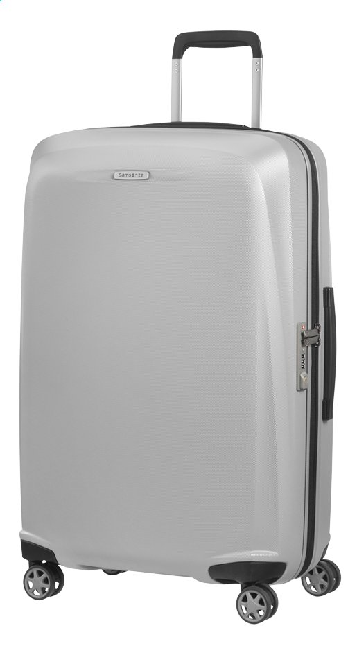 Afbeelding van Samsonite Harde reistrolley Starfire Spinner silver 69 cm from ColliShop
