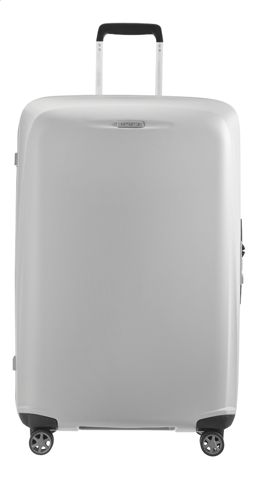Afbeelding van Samsonite Harde reistrolley Starfire Spinner silver 75 cm from ColliShop