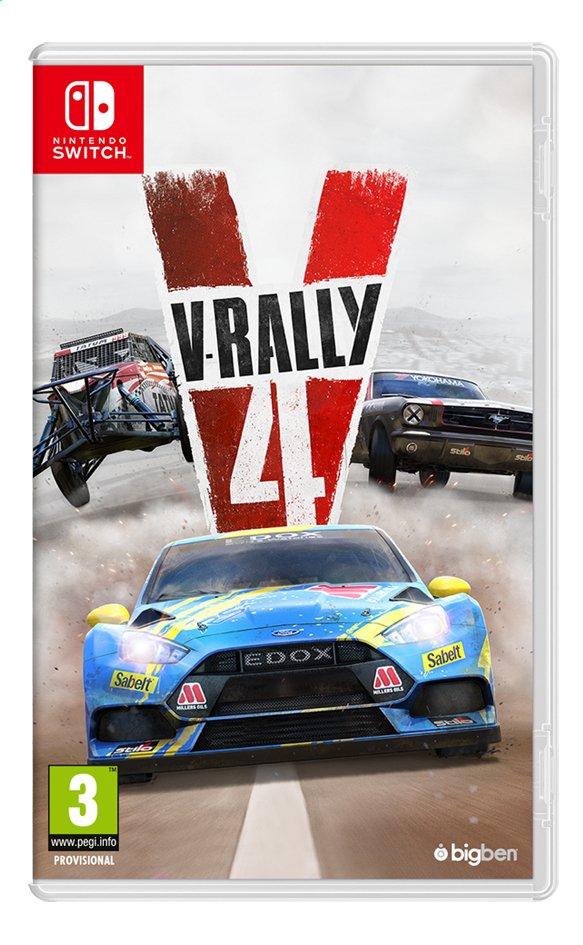 Image pour Nintendo Switch V-Rally FR/ANG à partir de ColliShop