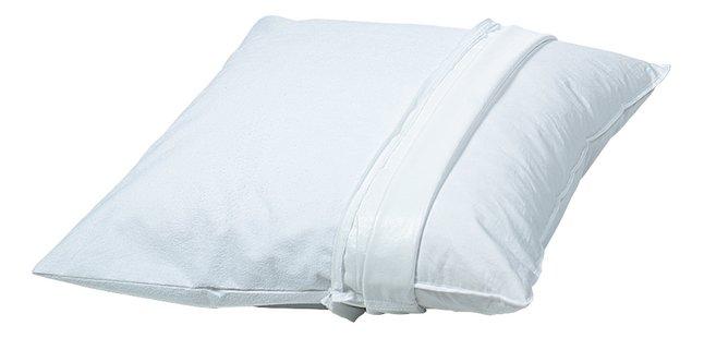 Image pour Sleepnight set de 2 protège-oreillers en tissu éponge Napoli à partir de ColliShop