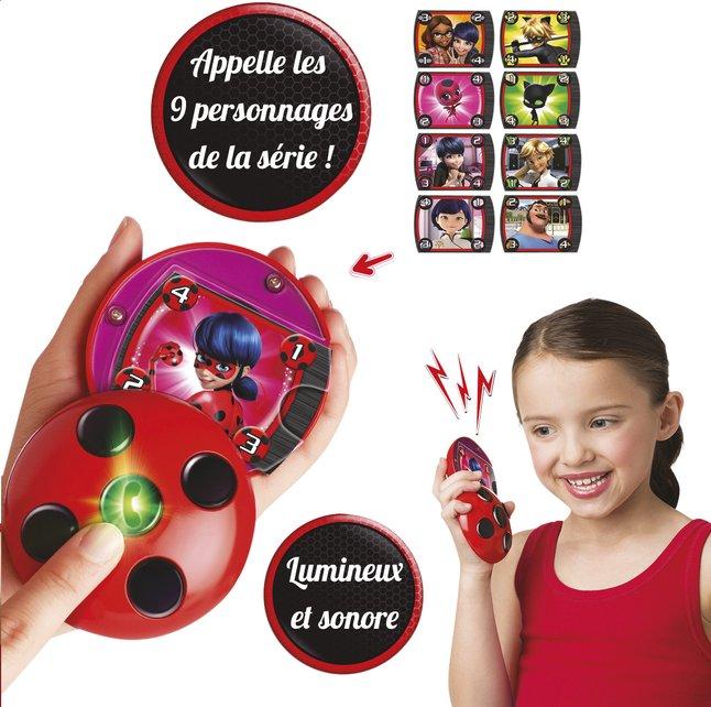 Image pour Miraculous Le poudrier magique de Ladybug à partir de ColliShop