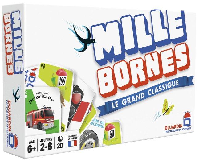 Afbeelding van Mille bornes : Le grand classique FR from ColliShop