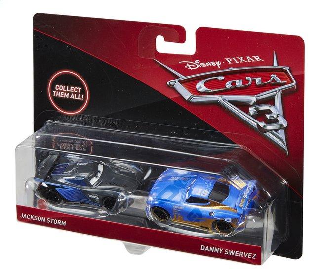 Afbeelding van Auto Disney Cars 3 Jackson Storm & Danny Swervez from ColliShop