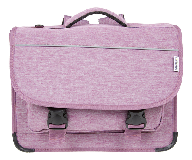 Afbeelding van Kangourou boekentas roze 39 cm from ColliShop