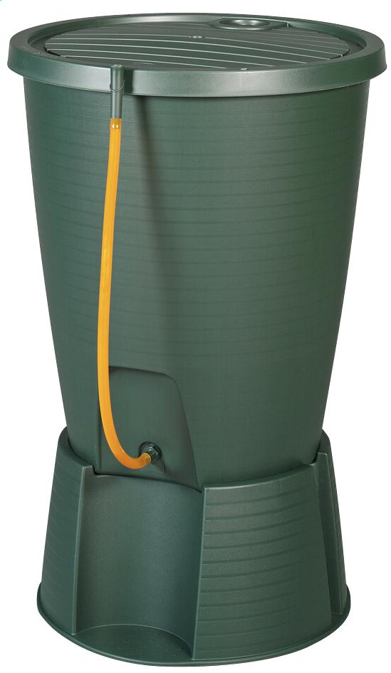 Image pour Jardin Tonneau de pluie Indigo vert 220 l à partir de ColliShop