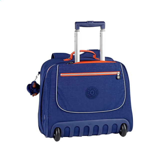 Afbeelding van Kipling trolley-boekentas Clas Dallin Star Blue C 42,5 cm from ColliShop