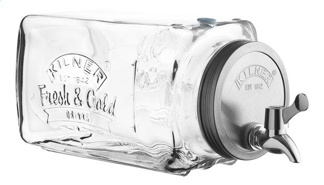 Image pour Kilner Distributeur de boissons Fridge Dispenser 3 l à partir de ColliShop