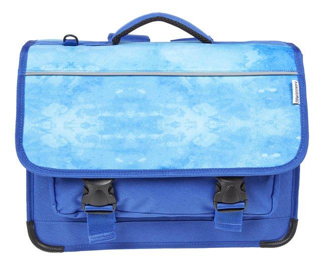 Afbeelding van Kangourou boekentas Painted Blue 39 cm from ColliShop