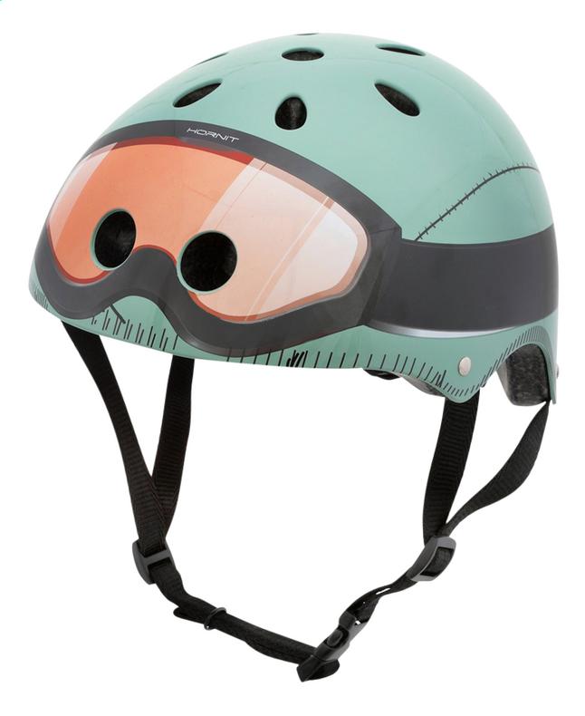 Image pour Mini Hornit casque vélo pour enfant Lids Military Green à partir de ColliShop