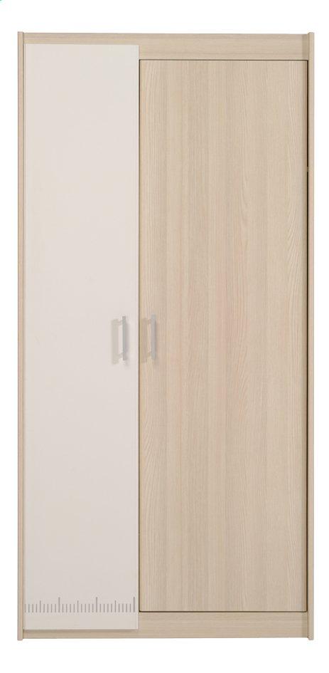 Image pour Garde-robe 2 portes Maxime à partir de ColliShop