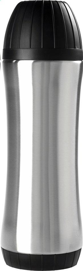 Image pour Hovac Bouteille isotherme Savana argenté/noir 1 l à partir de ColliShop