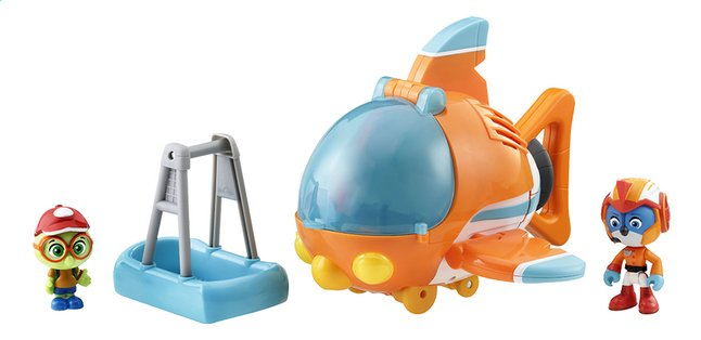 Playskool Top Wing Swift's Flash Wing Rescue