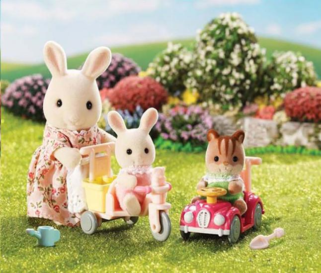 Afbeelding van Sylvanian Families 5040 - Rijdend speelgoed voor Baby's from ColliShop