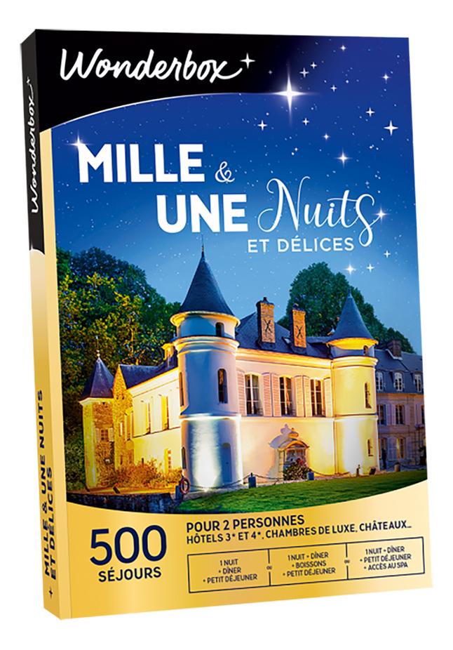 Image pour Wonderbox Mille & Une Nuits et Délices à partir de ColliShop