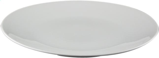 Afbeelding van Thun 6 platte borden Coupe Ø 24 cm from ColliShop