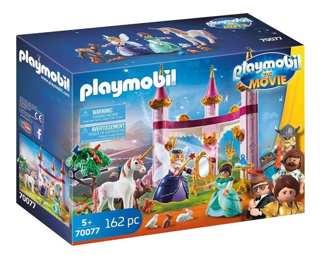 PLAYMOBIL The Movie 70077 Marla et château enchanté