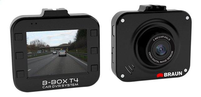 Image pour Braun Dashcam B-Box T4 noir à partir de ColliShop