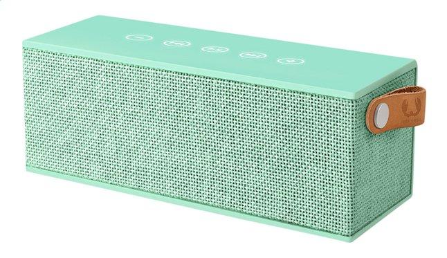 Image pour Fresh 'n Rebel haut-parleur Bluetooth Rockbox Brick Fabric Edition mint à partir de ColliShop