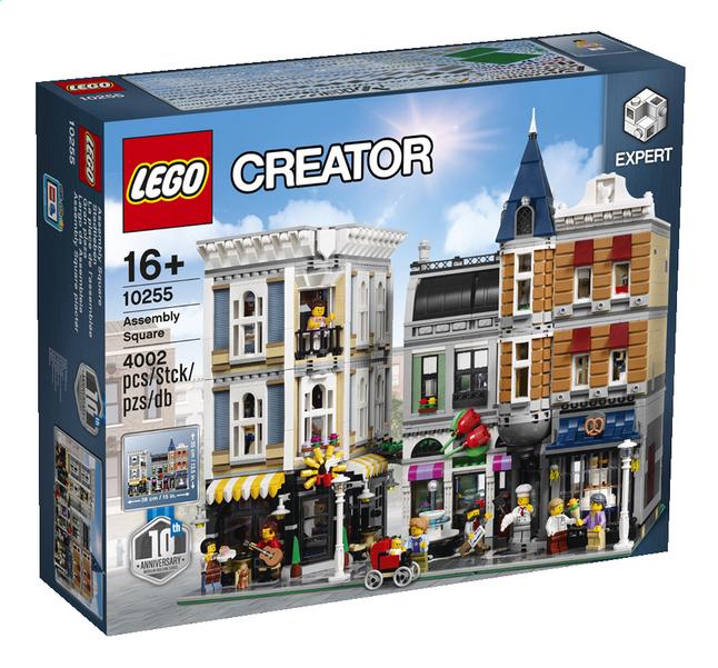 LEGO Creator Expert 10255 La place de l'assemblée